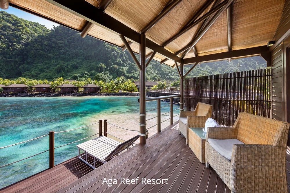 Aga Reef Resort - Island Villa