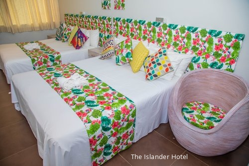 The Islander - Room Interior -