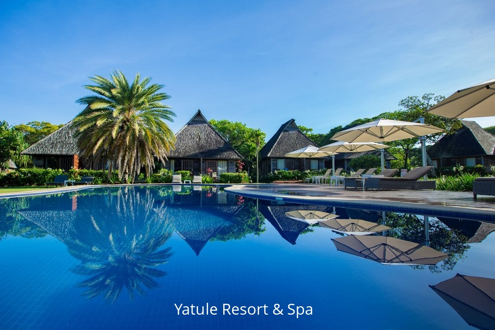 Yatule Resort & Spa - Pool